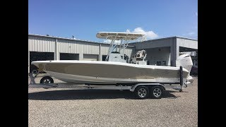 2018 Crevalle 26 Bay - Bay Boat / Center Console For Sale Jacksonville Florida