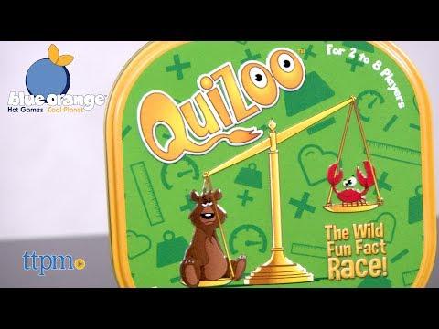 Quizoo from Blue Orange