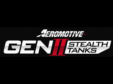 Gen II Stealth Fuel Tanks