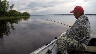 Рыболовного отдых в самарской области летом