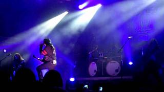 Evergrey - State of paralysis/The Encounter@Kulturkalaset Gothenburg Sweden 2011-08-18