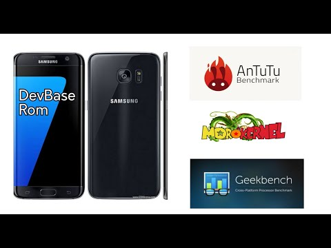 DOT OS 3 0 Android 9 Pie On Samsung Galaxy S7 G935/G930