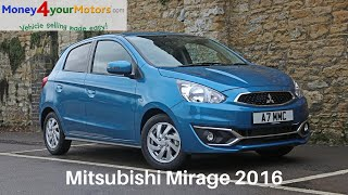 Mitsubishi Mirage Juro 2016 Review