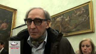 Battiato e la politica italiana, gli dedico Povera Patria