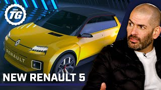 """Chris Harris on... the new Renault 5 EV: """"The French have rediscovered their mojo"""" 
