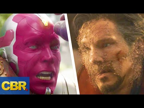 Why Losing Dr. Strange And Vision Was A Good Thing (Marvel)