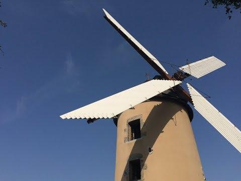 Vernoux-en-Gâtine (79) : nouveau meunier et moulin neuf
