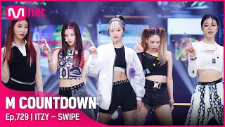 Mnet's M! Countdown EP729
