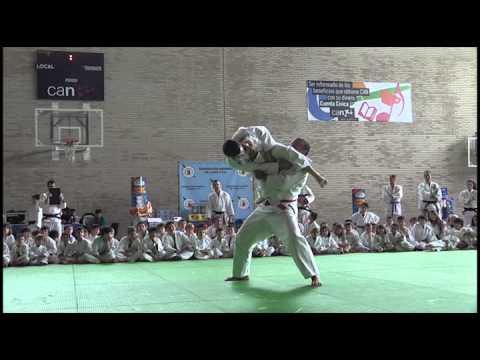 Juegos Infantiles 2014 (Exhibición Juanjo Aramendía-Iker Henares)