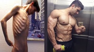 Best Of -- Skinny To Fitness Body Transformations (MOTIVATION)!!