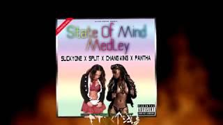 SLICKYONE X SPLIT X CHANG KING X PANTHA   State Of Mind Medley   J R M  Equation Proone Star Records