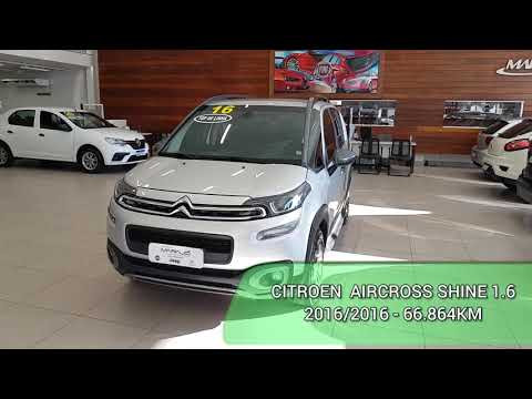 video carousel item Citroen Aircross Shine