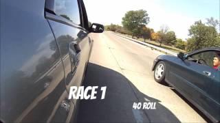 2007 Subaru WRX Sti vs. Turbo Integra GSR