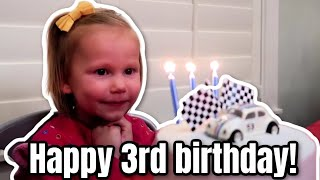 🎂COSY'S 3 YEAR OLD BIRTHDAY SPECIAL!! 🎁