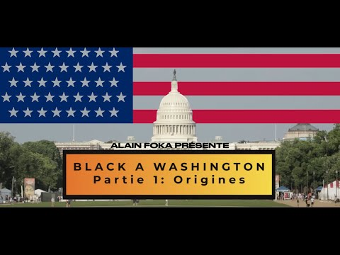 LES BLACKS À WASHINGTON, ORIGINES