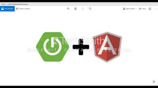 Read Image from Spring Boot With Angular