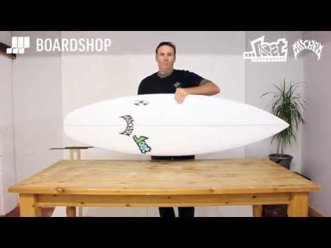 Lost Surfboards V2 Shortboard Domesticated Review with Matt Biolos