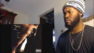 2Pac - Shed So Many Tears - REACTION