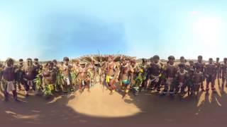 Fogo na Floresta | Filme em Realidade Virtual
