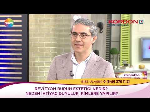 Can Ercan - Revizyon Burun Estetiği - Show Tv Kendine İyi Bak