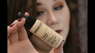 NEW! Dermablend Flawless Creator Pigment Drops// Try On, All Day Test & Thoughts! | Kholo.pk
