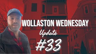 WOLLASTON WEDNESDAY #33: Stressful Things
