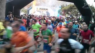 preview picture of video 'Salida Burriac Xtrem Argentona 25k 2014'