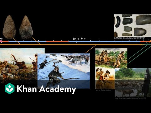 The Neolithic Revolution and early agriculture (video)   Khan Academy