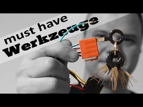 Nützliches Werkzeug für die Werkstatt / Werkzeugvorstellung Teil 1 von x Auspinwerkzeug