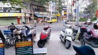 Sài Gòn, Sáng Sớm, Mùng 4, Tết Đinh Dậu