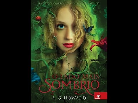 O lado mais sombrio (A. G. Howard)