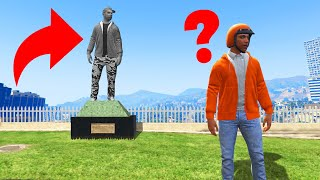 He NEVER Expected I Was A STATUE! (GTA 5 Hide And Seek)
