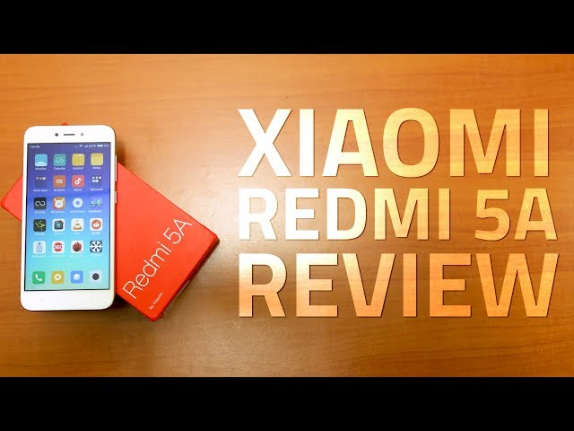 Xiaomi Redmi 5A Flash Sale Today at 12pm on Flipkart, Mi com
