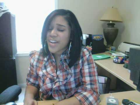 ERIN singing LISTEN by BEYONCE