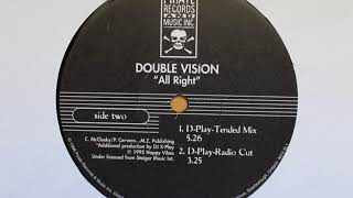 Double Vision - All Right