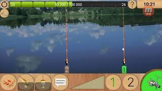 Озеро у деревни тараканово рыбалка