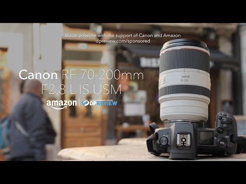 External Review Video JvF_BEd720w for Canon RF 70-200mm F2.8L IS USM Lens