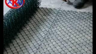 Separação de alambrado