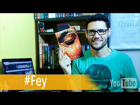 FEY por Josué Matos | @danyblu @irmaoslivreiro