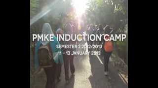 preview picture of video 'PMKE Induction Camp Semester 2 2012/2013'