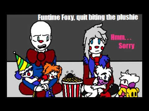 Connective State [FNAF SL COMIC DUB] comic  by Blustreakgirl