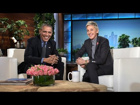 Ellen DeGeneres Pays Tribute to the Obama Family With Heartfelt Montage Video