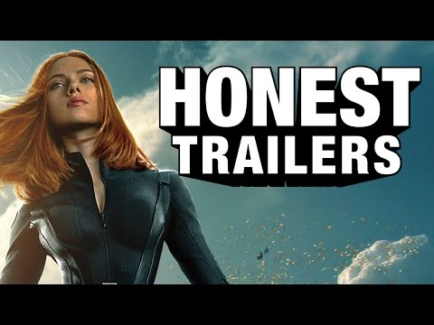 Honest Trailers Nitpicks Its Way Through 'Captain America: The Winter Soldier'