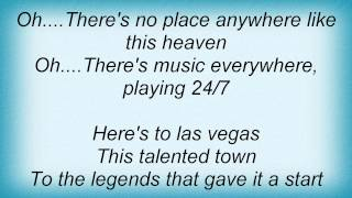Barry Manilow - Here's To Las Vegas Lyrics_1