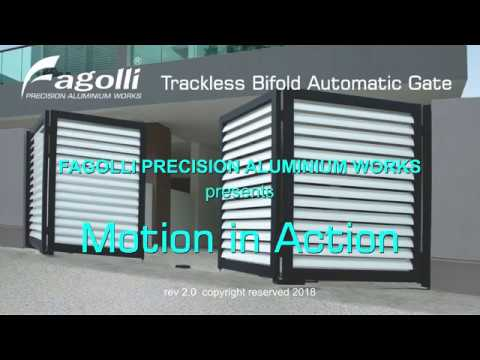 FAGOLLI BIFOLD GATE MOTION