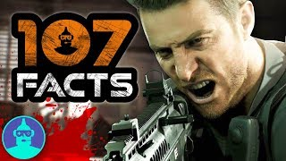 107 Resident Evil 7: Biohazard Facts YOU Should Know!!   The Leaderboard