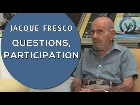 Jacque Fresco - Questions, Participation - Aug. 7, 2011