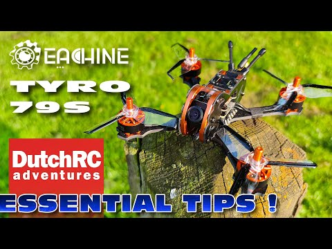5 tips for the Tyro79S and drones in general :)