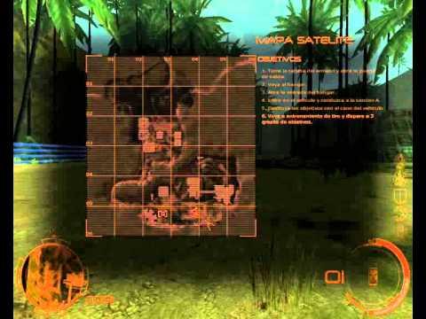 Gameplay de Chrome SpecForce