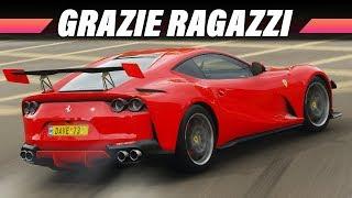 Ferrari 812 Superfast – FORZA HORIZON 4 Gameplay German | Lets Play 4K 60FPS Deutsch